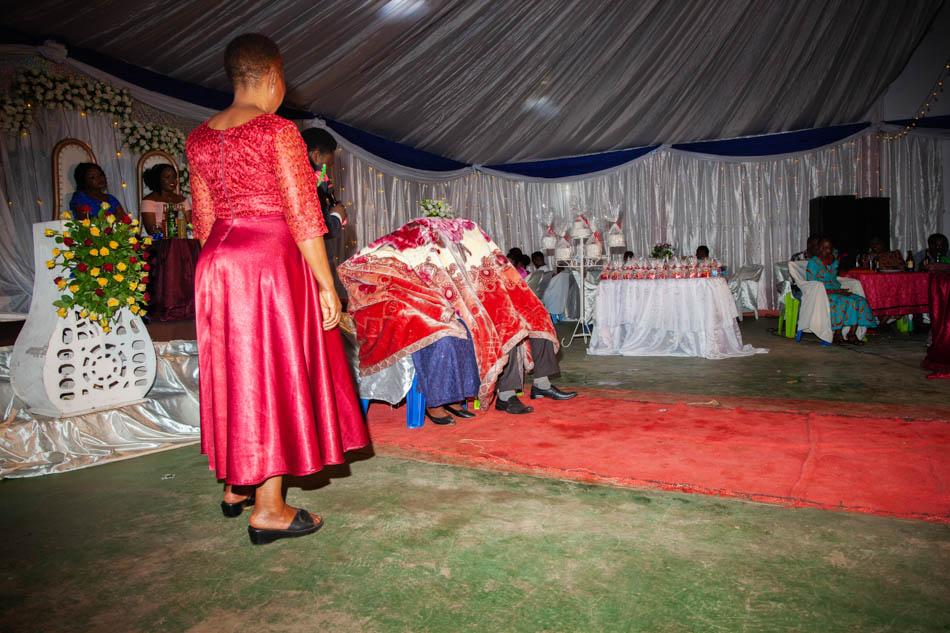 My chagga wedding. Foto: David Johansson.